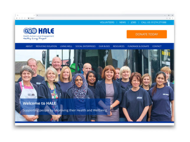 Hale Website